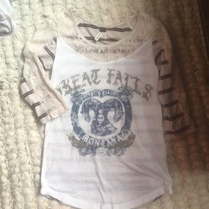 Free People graphic  Top Small